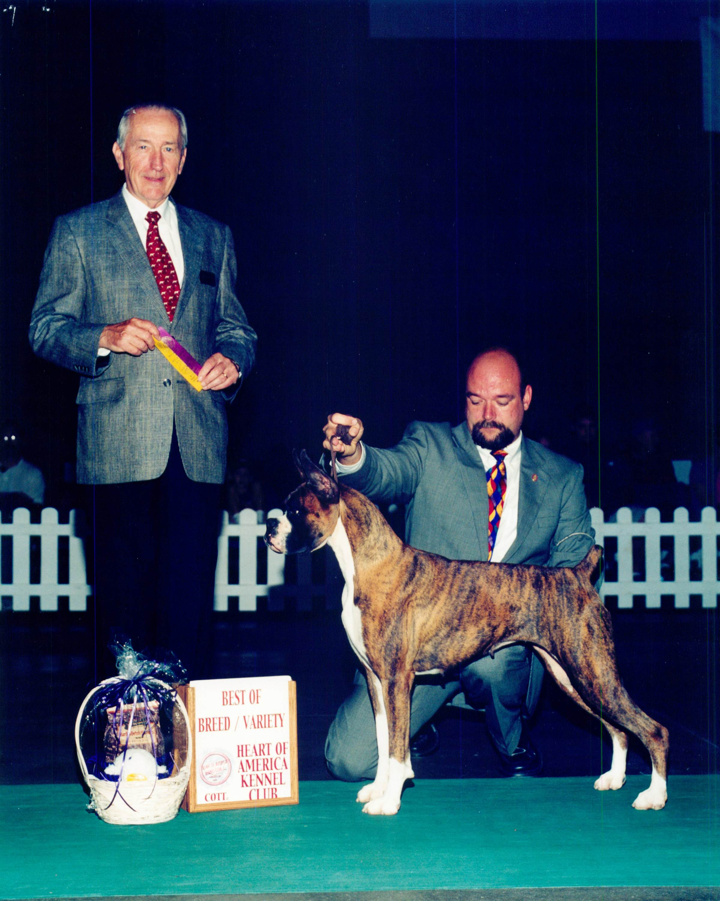 Best of Breed @ 2002 Specialty Show #2