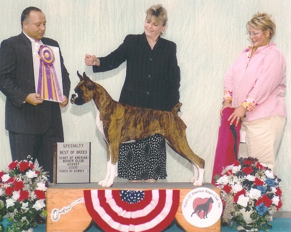 Best of Breed @ 2005 Specialty Show #1