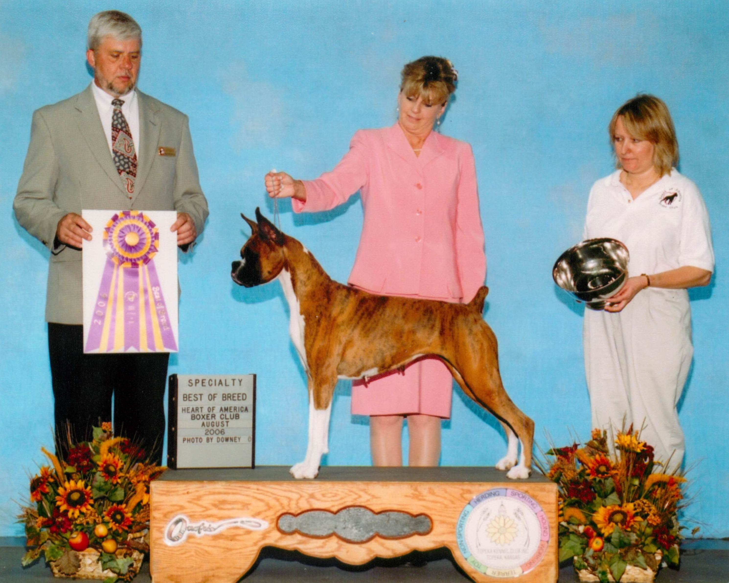 Best of Breed @ 2006 Specialty Show #1